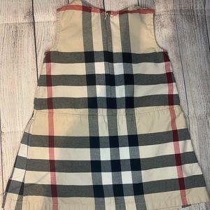 Little Girls Burberry Dress